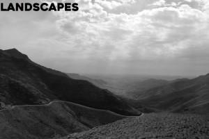 Landscapes - Title