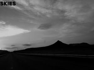Skies - title