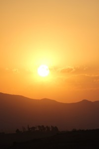 Maluti-Sunset-Fouriesburg